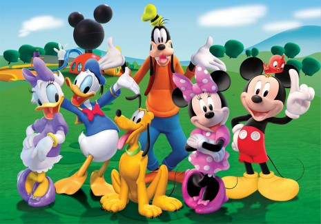Puzzle-mickey-mouse-club-house-100-piezas