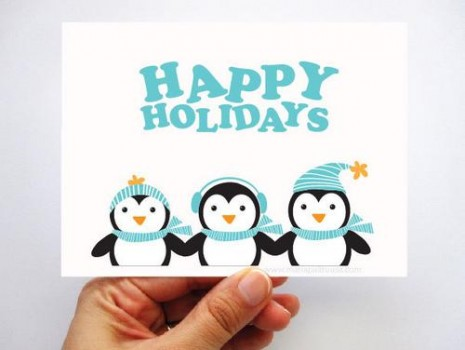 6_penguin_christmas_cards_-_happy_holidays_card_with_3_winter_penguins_a40_9eb34eb6