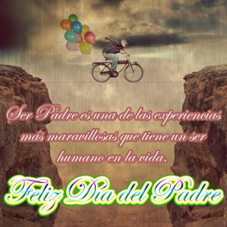 feliz-dia-del-padre-hombre-bicicleta-globos-felicitaciones
