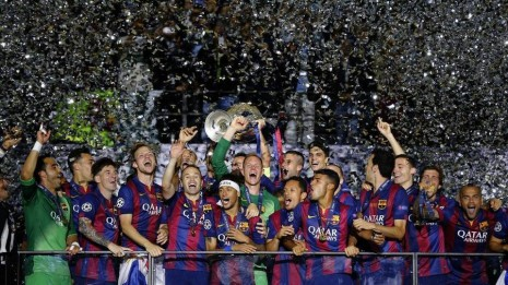 Germany Soccer Champions League Final (2)