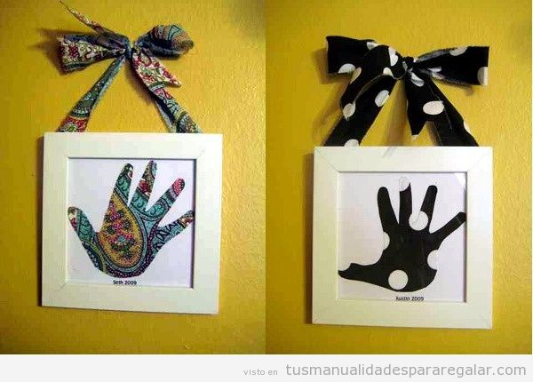 manualidades-regalar-dia-madre-palmas-manos-cuadro