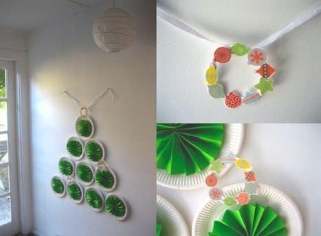 manualidades-faciles-navidad-arbol