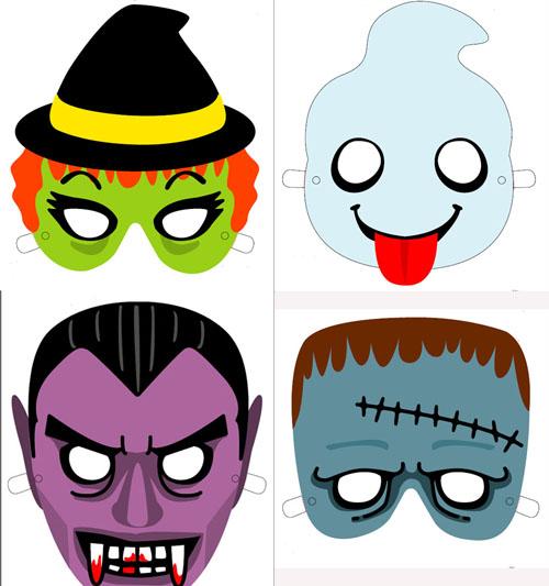 Manualidades para ni os de halloween faciles ideas im genes - Dibujos halloween para imprimir ...