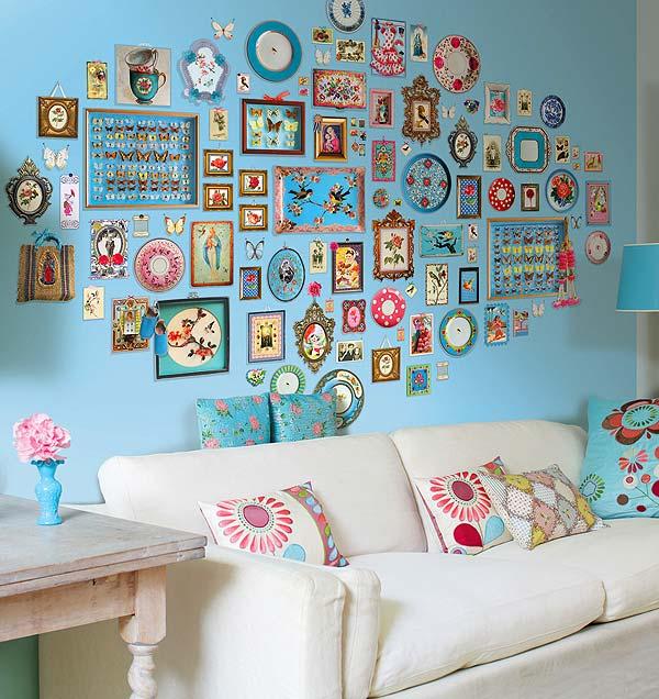 Decorar mi cuarto con ideas modernas im genes ideas - Relojes para decorar paredes ...