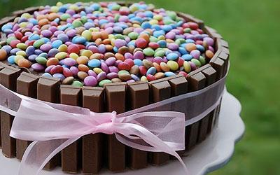 pero si lo tuyo no es la repostera esta idea te sacara del apuro una torta sencilla y divertida para el cumpleaos de tu nio
