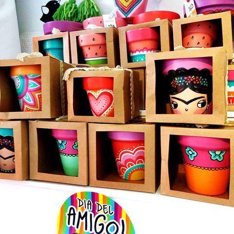 45 ideas para el d a del amigo tarjetas y regalitos para for Crear decoraciones para casa