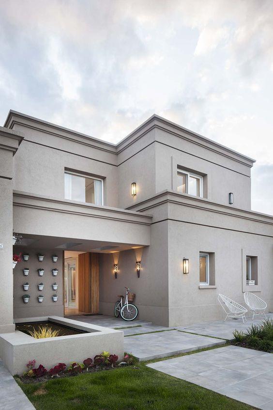 Ideas para fachadas exteriores dise os arquitect nicos - Ideas para fachadas ...