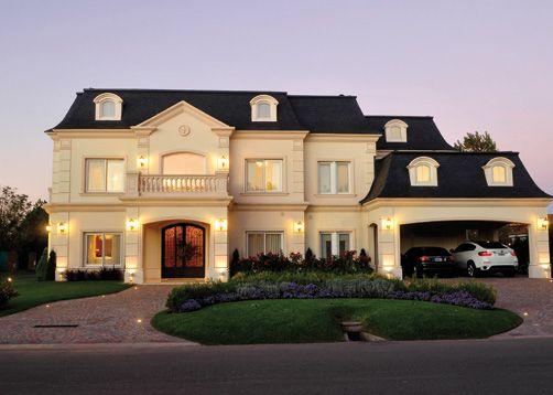 Fachadas de casas im genes ideas y dise os modernos - Fachadas de casas clasicas ...