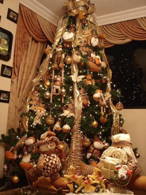 Ideas de decoraci n para navidad 2017 ideas im genes for Ideas para decorar navidad 2017