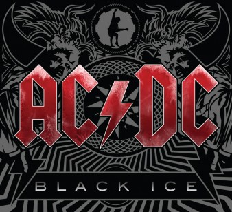 2008-09 ACDC black ice red album cover