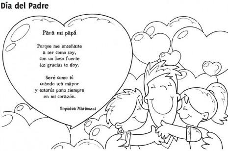 imagenes-feliz-dia-del-padre-para-colorear-poema-para-el-dia-del-padre