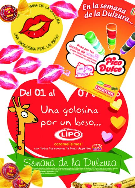 58 Imágenes De Golosinas Y Chocolates Para La Semana De La Dulzura Que Es El 1 Al 7 De Julio