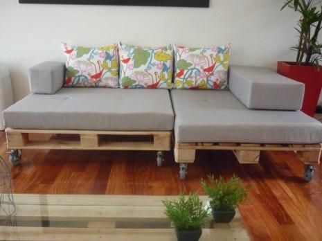 Originales ideas para hacer sillones con palets y otros muebles reciclados - Sillones originales ...