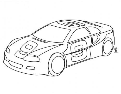 autos-para-colorear-online