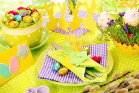 Como-Decorar-La-Mesa-Para-Pascua
