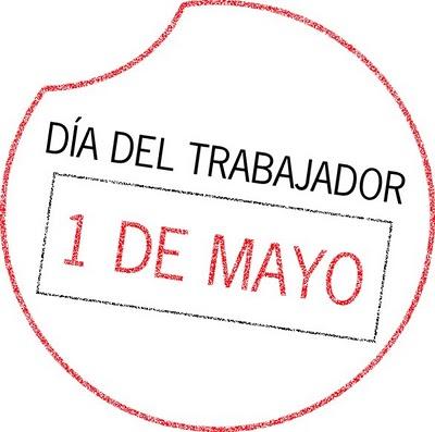 Tarjetas De Felicidades Para Celebrar El 1º De Mayo Día Del