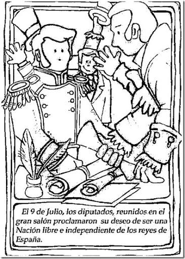 dia-de-la-independencia-argentina-para-colorear-9-de-julio-1816-para-pintar