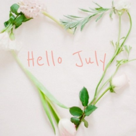 lovely-hello-july-card-with-flower-heart