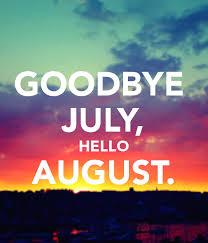 Imágenes Para Darle La Bienvenida Al Mes De Agosto