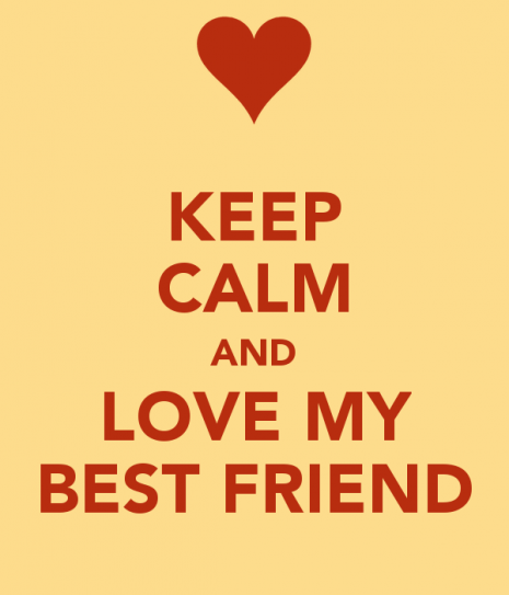 keep-calm-and-love-my-best-friend