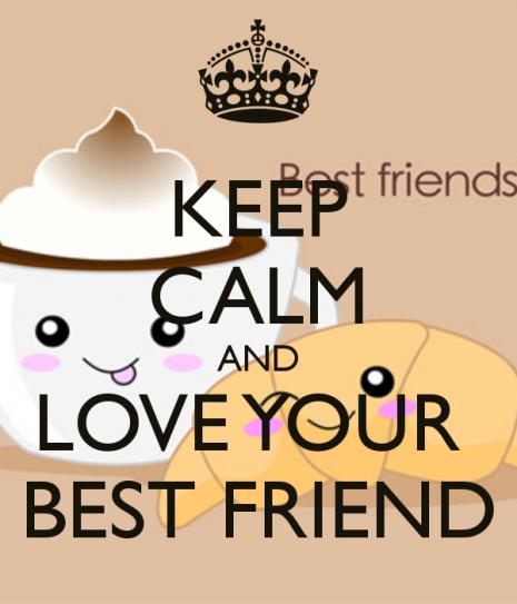 Imágenes del Día del Amigo con frases de Keep Calm