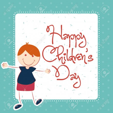 27494858-abstract-happy-children-s-Day-text-on-a-special-background-Stock-Vector