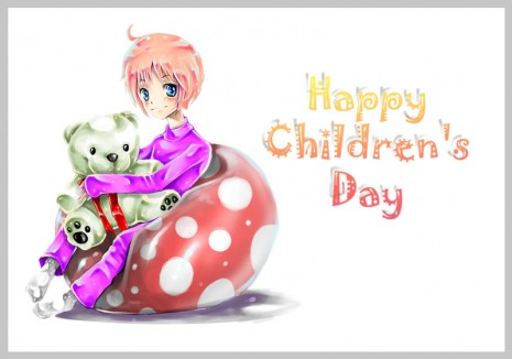 Happy-Childrens-Day-With-Teddy