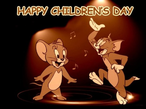 Happy-childrens-day-tom-and-jerry