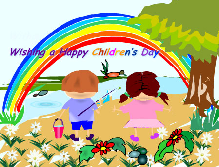 Rainbow-happy-Childrens-day