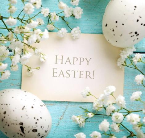 Happy Easter! Desktop Background
