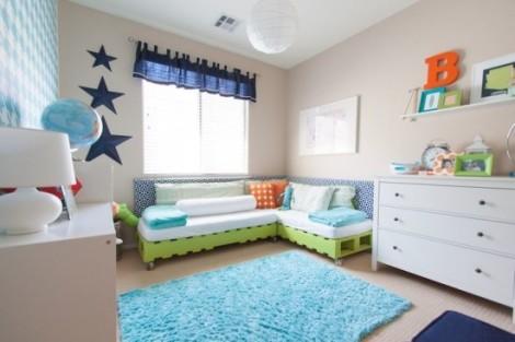 Ideas originales para hacer muebles de dormitorio con - Dormitorios reciclados ...