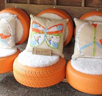 asientos-neumaticos-reciclados-jardin