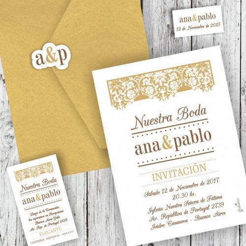 Ideas De Invitaciones Cancheras Y Recuerdos Para Casamiento