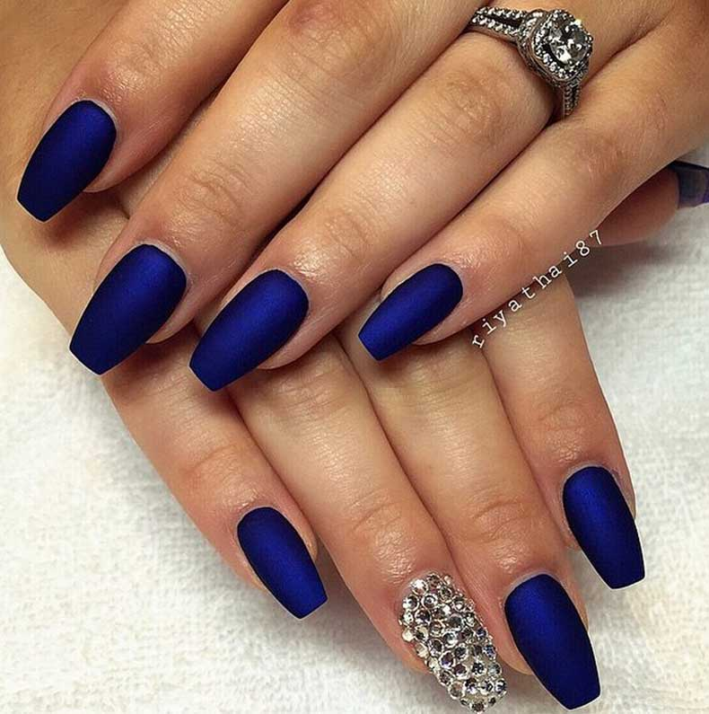 Matte-Manicure-Ideas-2