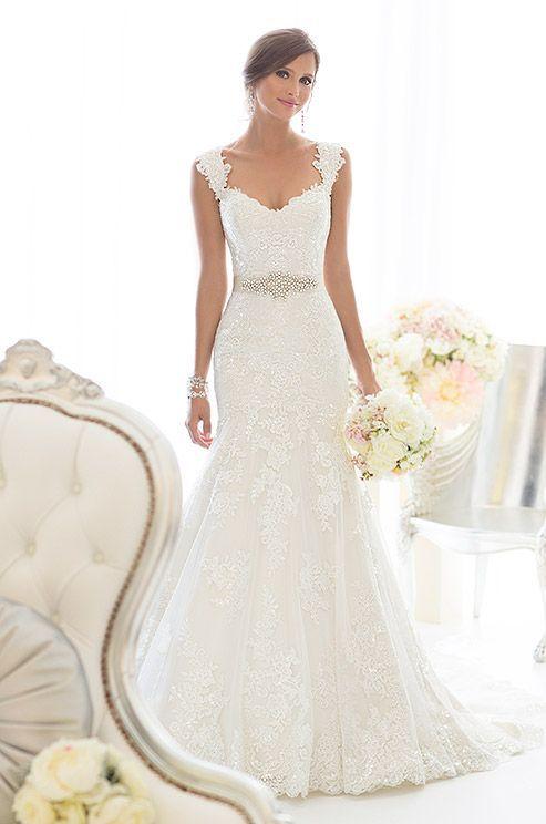3ffa61fd08 Ideas para vestidos de casamiento 2019