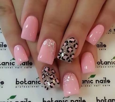 Ideas Con Disenos Nail Art Para Decoracion De Unas 2018 2019