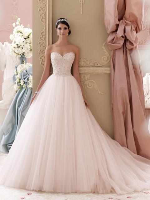 lindos vestidos de novias