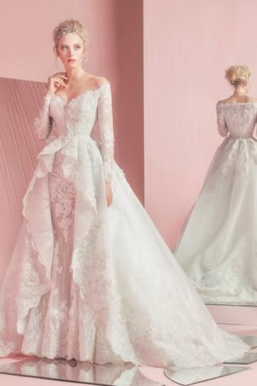 Ideas para vestidos de casamiento 2016