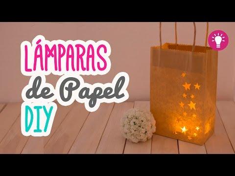 30 manualidades originales con papel muy bonitas for Cosas recicladas para decorar tu cuarto