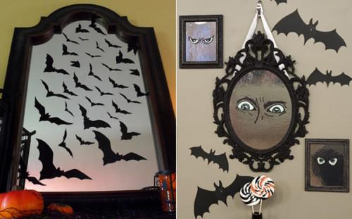 decoracion-halloween-espejo-murcielagos-ojos
