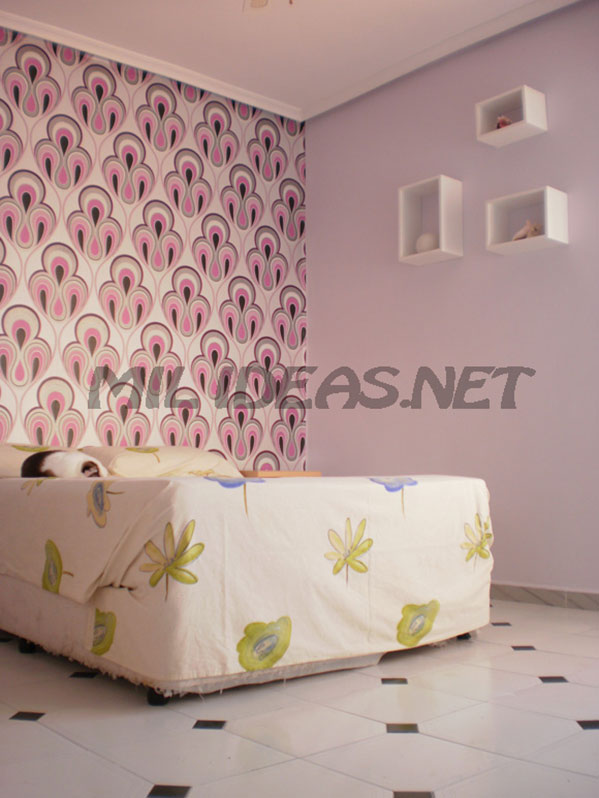 dormitorio-moderno-con-papel-pintado21