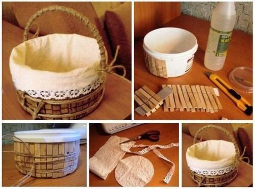 manualidades-para-el-dia-de-la-madre-con-materiales-reciclados-cesta