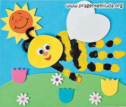 abelha-com-carimbo-das-maos-e-eva-lembrancinha-primavera