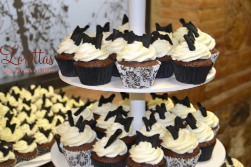 cake+boda+black&white+cup