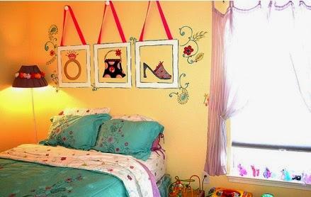 decoración para el cuarto de mi hija adolescente