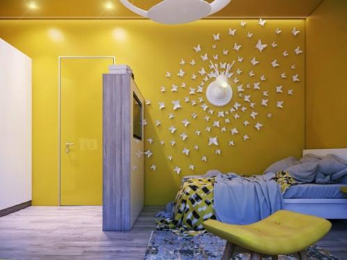 decorar-paredes-habitacion-nino-creativa