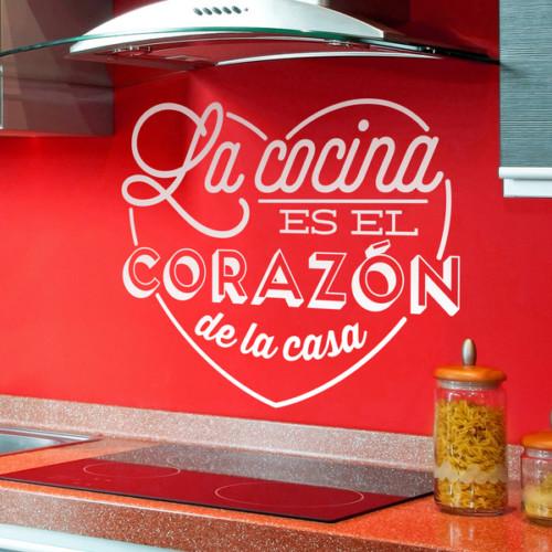 vinilos-decorativos-la-cocina-es-el-corazon-de-la-casa