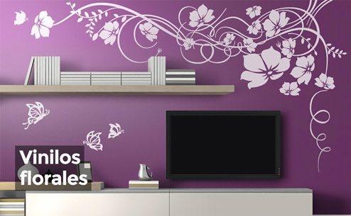 vinilos-florales