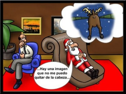 Imágenes Graciosas Y Chistosas Sobre La Navidad