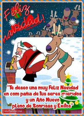 Frases Para Navidad Y Ano Nuevo Graciosas.Imagenes Graciosas Y Chistosas Sobre La Navidad